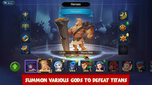 Olympians vs. Titans 2 - 2