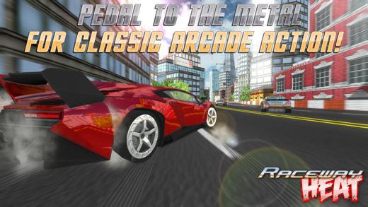 Raceway Heat 1 - 1
