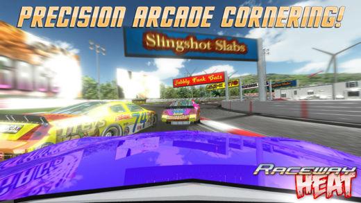 Raceway Heat 2 - 2