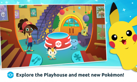 Pokémon Playhouse 2 - 2
