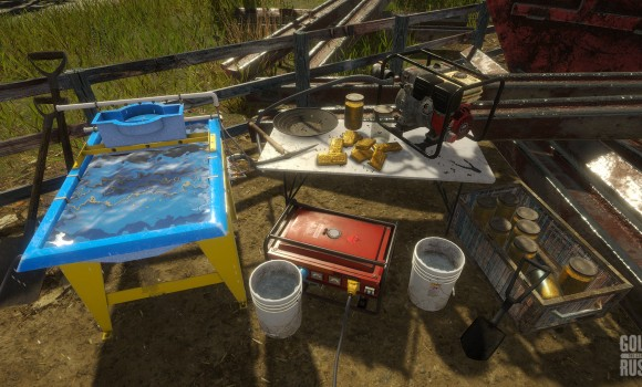 Gold Rush: The Game Ekran Görüntüleri - 2