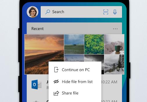 Microsoft Launcher Ekran Görüntüleri - 3