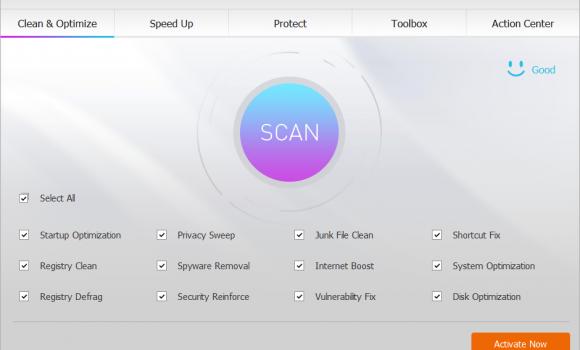 Advanced SystemCare Ekran Görüntüleri - 2