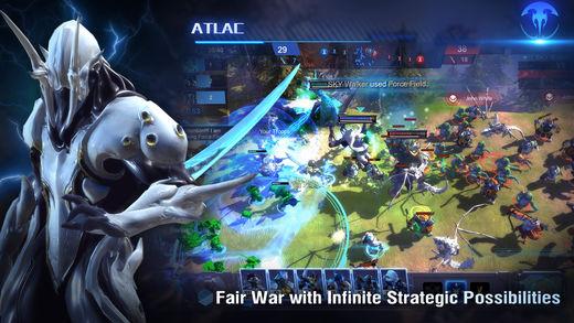 Art of War: Red Tides Ekran Görüntüleri - 4