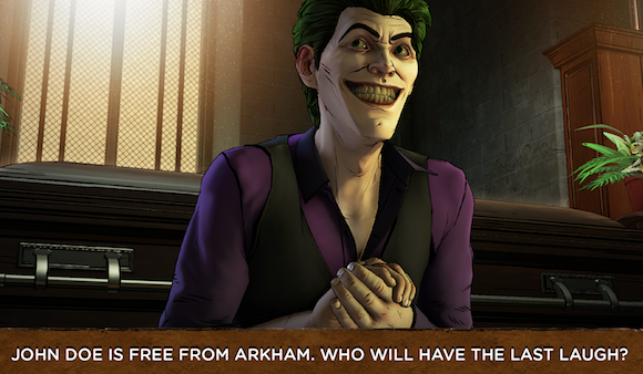 Batman: The Enemy Within Ekran Görüntüleri - 3