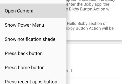 Bixby Button Remapper (APK) İndir - Samsung S8 ve Note 8