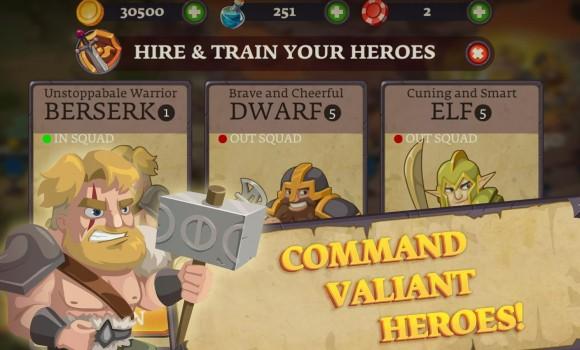 Clash Defense Ekran Görüntüleri - 2
