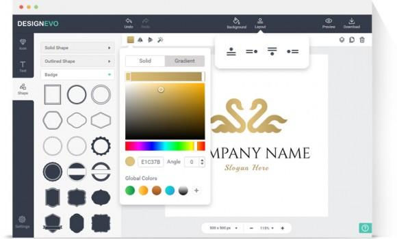 DesignEvo Ekran Görüntüleri - 1