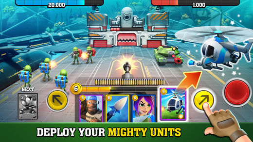 Mighty Battles Ekran Görüntüleri - 2