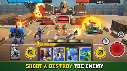 Mighty Battles Ekran Görüntüleri - 3