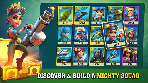 Mighty Battles Ekran Görüntüleri - 4