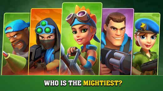 Mighty Battles Ekran Görüntüleri - 5