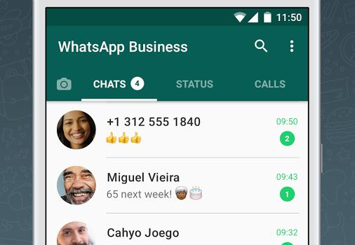 WhatsApp Business Ekran Görüntüleri - 4