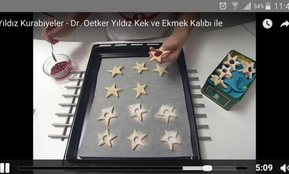 Dr. Oetker Tarif Dünyası Ekran Görüntüleri - 2