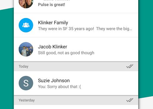 Pulse SMS Ekran Görüntüleri - 1