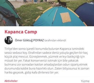 What the Camp Ekran Görüntüleri - 2