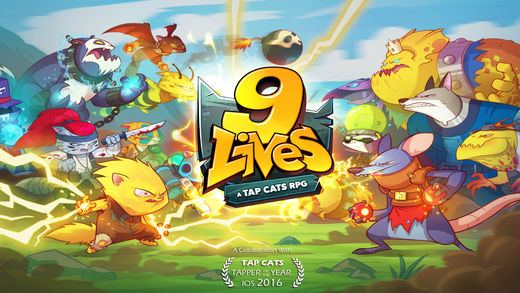 9 Live: A Tap Cats RPG 1 - 1