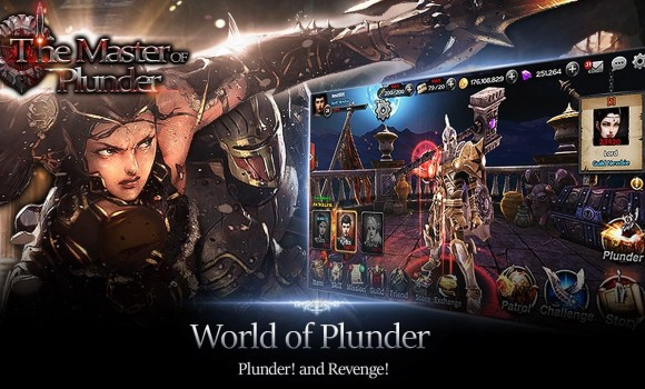 The Master Of Plunder 1 - 1