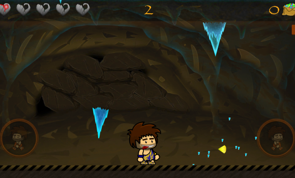 Dangerous Cave 4 - 4