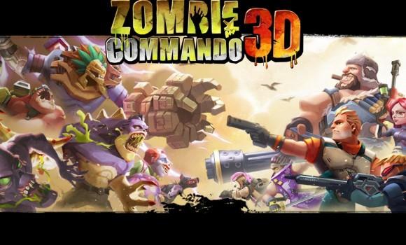 Zombie Commando 3D 1 - 1