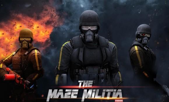 MazeMilitia 4 - 4