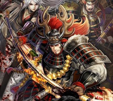 Sengoku Samurai Ekran Görüntüleri - 1