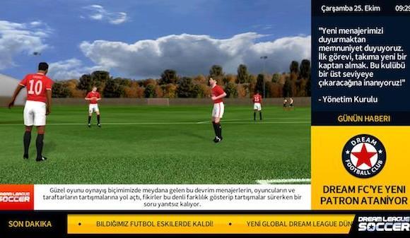 Dream League Soccer 2018 Ekran Görüntüleri - 3