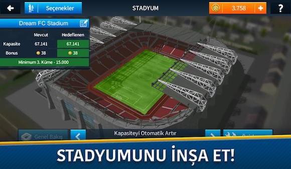 Dream League Soccer 2018 Ekran Görüntüleri - 1
