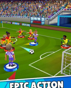 Kings of Soccer Ekran Görüntüleri - 2