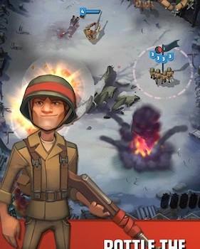 Medals of War Ekran Görüntüleri - 1