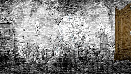 Neverending Nightmares Ekran Görüntüleri - 2