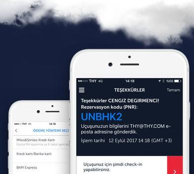 Turkish Airlines Ekran Görüntüleri - 4
