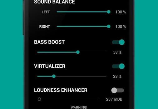 BlackPlayer Music Player Ekran Görüntüleri - 2
