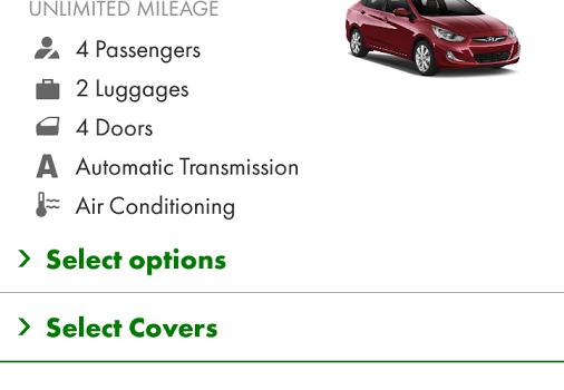 Europcar Ekran Görüntüleri - 5