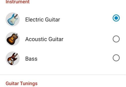 Fender Guitar Tuner Ekran Görüntüleri - 3