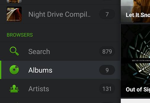 PlayerPro Music Player Ekran Görüntüleri - 1