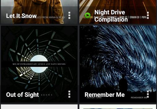 PlayerPro Music Player Ekran Görüntüleri - 2