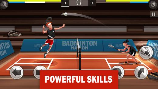 Badminton League 1 - 1