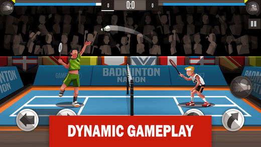 Badminton League 2 - 2