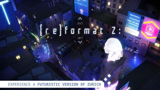 (re)format Z: 1 - 1