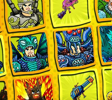 Tap Busters: Galaxy Heroes 2 - 2