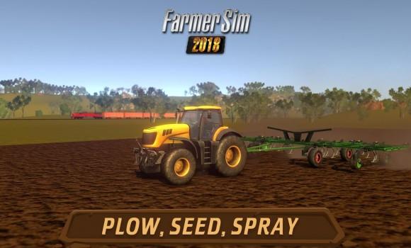 Farmer Sim 2018 5 - 8