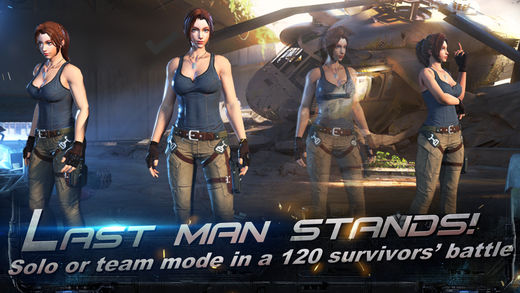 Rules of Survival 3 - 3