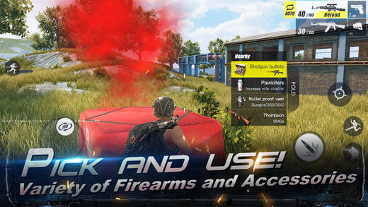 Rules of Survival 4 - 4