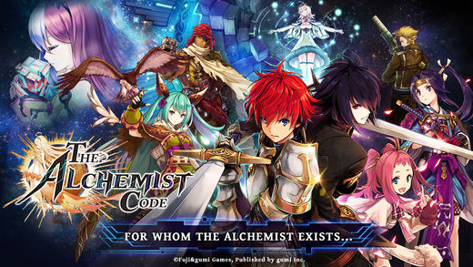 The Alchemist Code 1 - 1