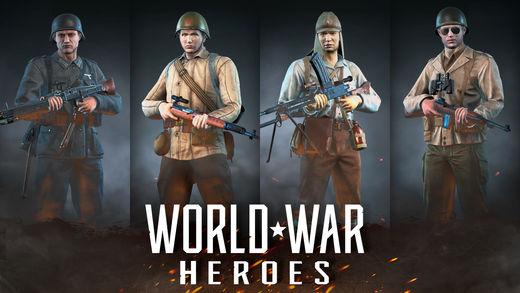 World War Heroes 1 - 1