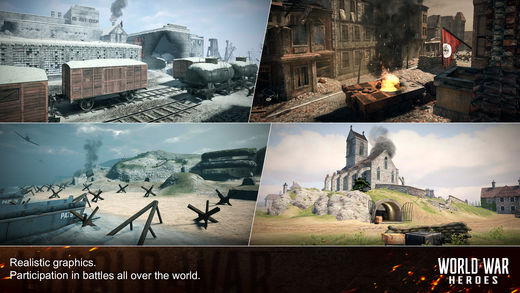 World War Heroes 5 - 5