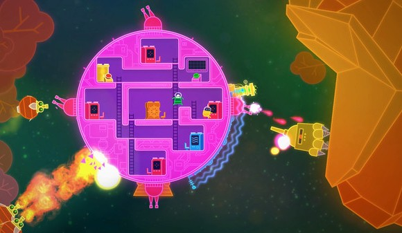 Lovers in a Dangerous Spacetime 2 - 2