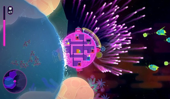 Lovers in a Dangerous Spacetime 1 - 1
