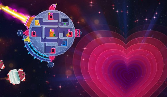 Lovers in a Dangerous Spacetime 3 - 3